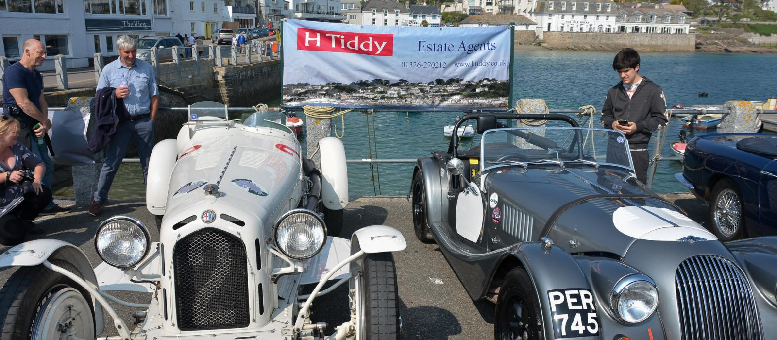 Concours on the quay
